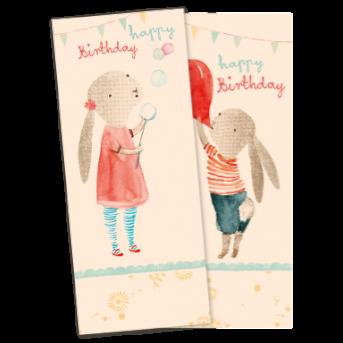 MAILEG SERVETTER BIRTHDAY