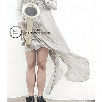 TOVE FRANK PRINT 'MUSIC' 21x30