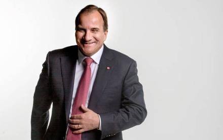 Statsminister Stefan Löfven (2016)