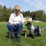 Lena och Ruth ska starta Gympa med Hund i Onsala