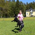 Sofia blir instruktör i Härryda