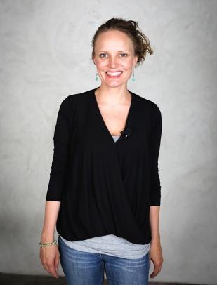 """Susanna Heli, grundare av metoden """"Föda utan rädsla (FUR)"""""""