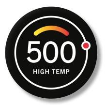 Pizzaugn 500 grader
