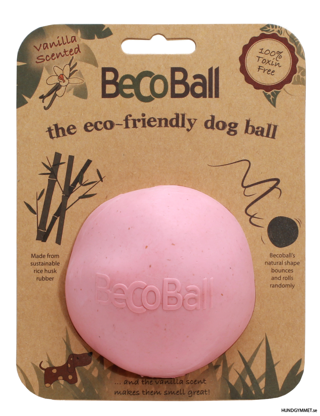 Beco boll rosa