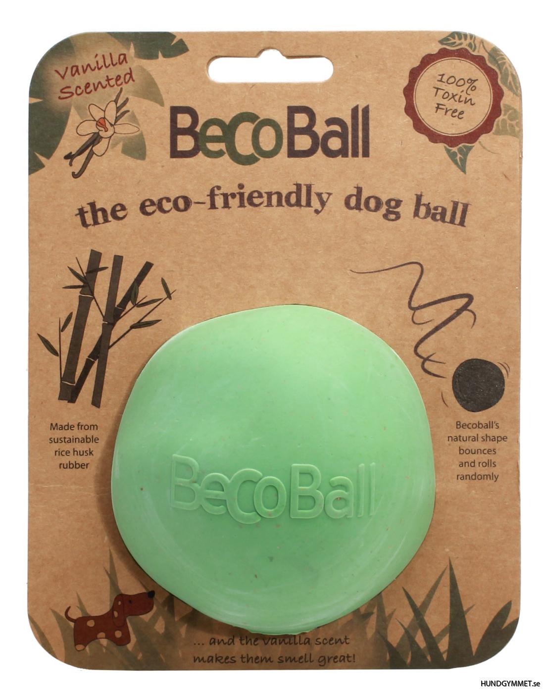 Beco boll grön