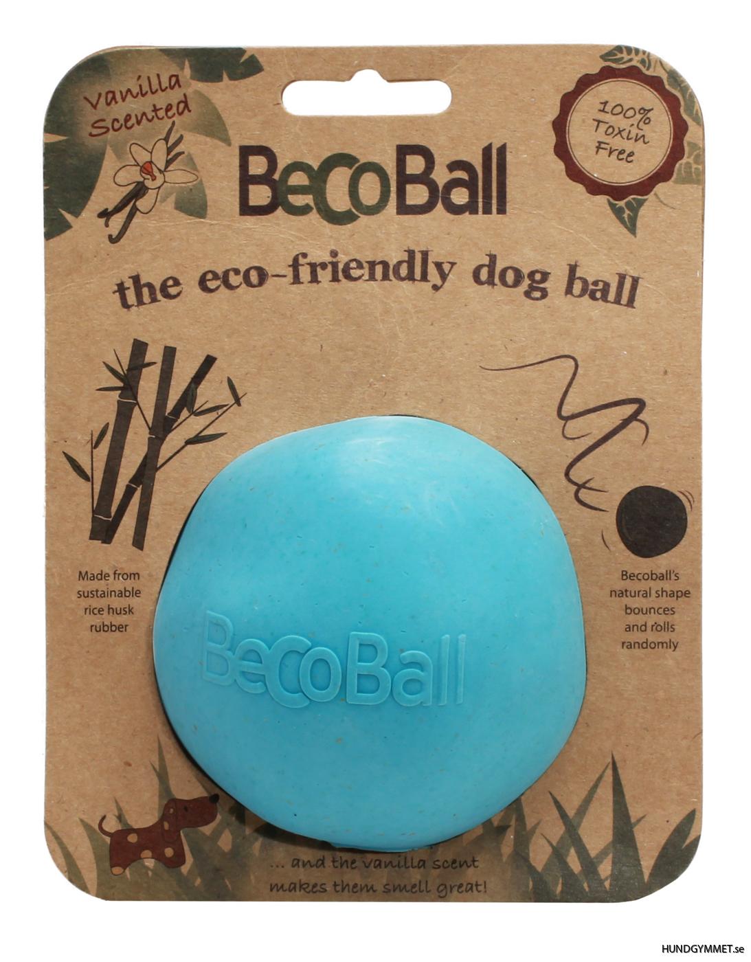 Beco boll blå