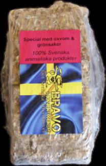 Bravo Special oxvom