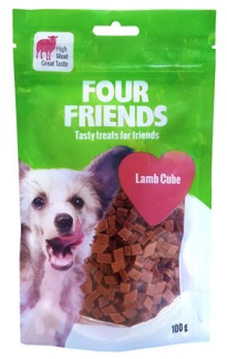Four friends lamb cube 400g