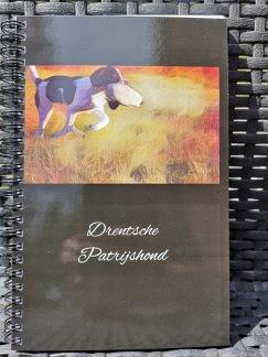 Drentsche Patrijshond - Anteckningsbok