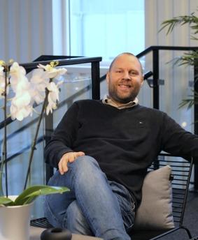 Johan Berge