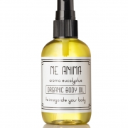Me Anima Ecalyptus Body Oil 100ml