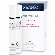 Nannic  Eye & Lip Instant Anti-wrinkle repair 2x15ml