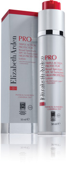 Elisabeth Arden PRO TRIPLE ACTION PROTECTION FACTOR SPF 50 50ml -