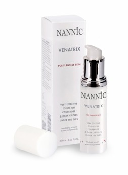 Nannic Venatrix for flawless skin 30ml - Venatrix for flawless skin