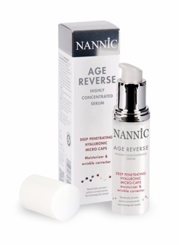 Nannic  Age-Reverse Hyaluronic - Age-Reverse Hyaluronic 30 ml