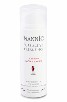 Nannic Pure active cleanser 150ml -