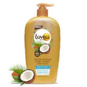 Lovea Nature Coconut showergel 750ml