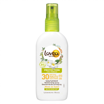 Lovea Moisturizing Sunscreen Spray SPF 30 125 ml -