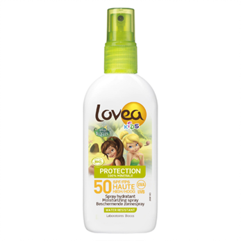 Lovea Moisturizing Sunscreen Spray SPF 50 Disney Kids 100 ml -