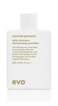 Evo Normal Persons- Daily Shampoo - Normal Persons- Daily Shampoo 300ml