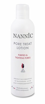Nannic Pore treat lotion 250ml -