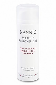 Nannic - Makeup remover gel 150ml - Makeup remover gel 150ml