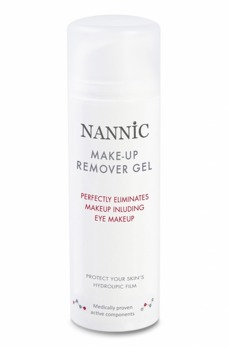Nannic  Makeup remover gel 150ml - Makeup remover gel 150ml