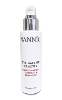 Nannic - Eye Makeup remover 100ml - Eye Makeup remover 100ml