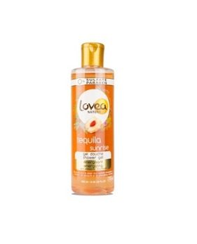 Lovea 0% Tequila Sunrise Shower Gel - Lovea 0% Tequila Sunrise Shower Gel 250ml
