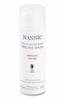Nannic - White willow bark peeling 150ml - Nannic - White willow bark peeling 150ml