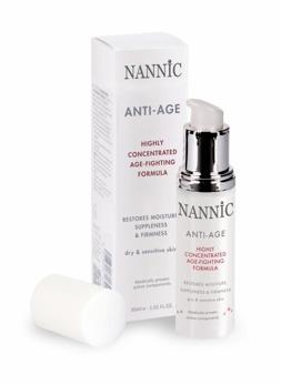 Nannic Anti-Age Dry & sensitive skin 30ml -