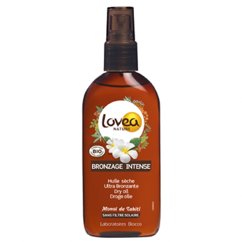 Lovea Natural Tanning Dry Oil Spray 125ml - Tanning Dry Oil Spray 125ml