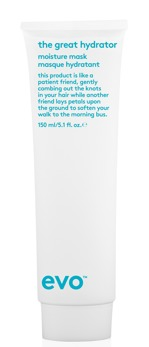 Evo The Therapist- Great Hydrator Moisture Mask - The Therapist- Great Hydrator Moisture Mask 150ml
