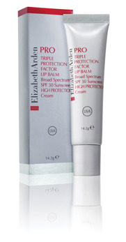 Elisabeth Arden PRO TRIPLE PROTECTION FACTOR LIP BALM SPF 30 14.2gr -