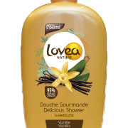 Lovea Nature Vanilla shower Gel