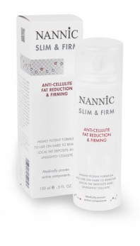 Nannic - Slim & Firm 150ml - Nannic - Slim & Firm 150ml