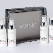 Nannic Cleansing care kit  4x50ml