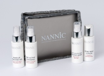 Nannic - Cleansing care kit  4x50ml - Nannic - Cleansing care kit  4x50ml