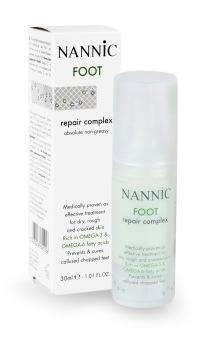 Nannic - Foot repair complex 30ml - Nannic - Foot repair complex 30ml