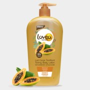 Bodylotion Papaya, 95% Naturlig, 750 ml