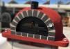Forno Pizza Deluxe - Premium - 120x120 cm röd - Deluxe Pizza