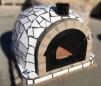 Forno Traditional Mosaic Premium - Pizzaugn | Vedugn | Stenugn
