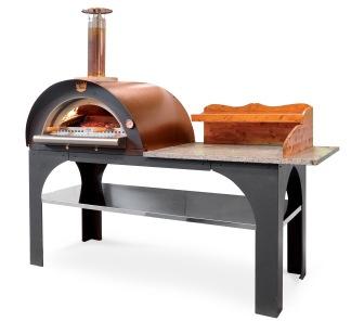 Granitbänkskiva till Clementi PizzaParty - Granitbänkskica PizzaParty