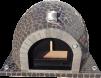 Forno Traditional Mosaic Premium Plus - Pizzaugn | Vedugn | Stenugn
