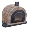Forno Traditional Rustic - Pizzaugn | Vedugn | Stenugn - 120x120 cm - Forno Traditional Rustic