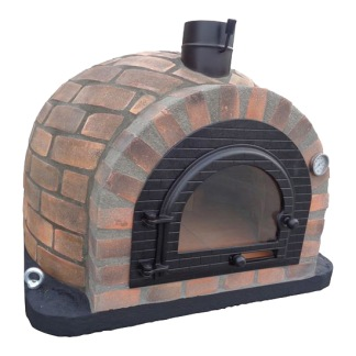 Forno Traditional Rustic - Pizzaugn | Vedugn | Stenugn - 100x100 cm - Forno Traditional Rustic