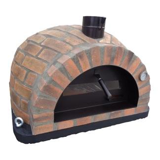 Forno Pizza Rustic - Pizzaugn | Vedugn | Stenugn - 100x100 cm - Forno Pizza Rustic