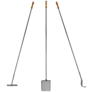 Ugnsredskapskit - Lilly Codroipo - Ugnsverktygskit 120 cm
