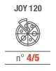 JOY 120 - Pavesi