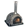Forno Traditional Black Rustic Premium - Pizzaugn   Vedugn   Stenugn